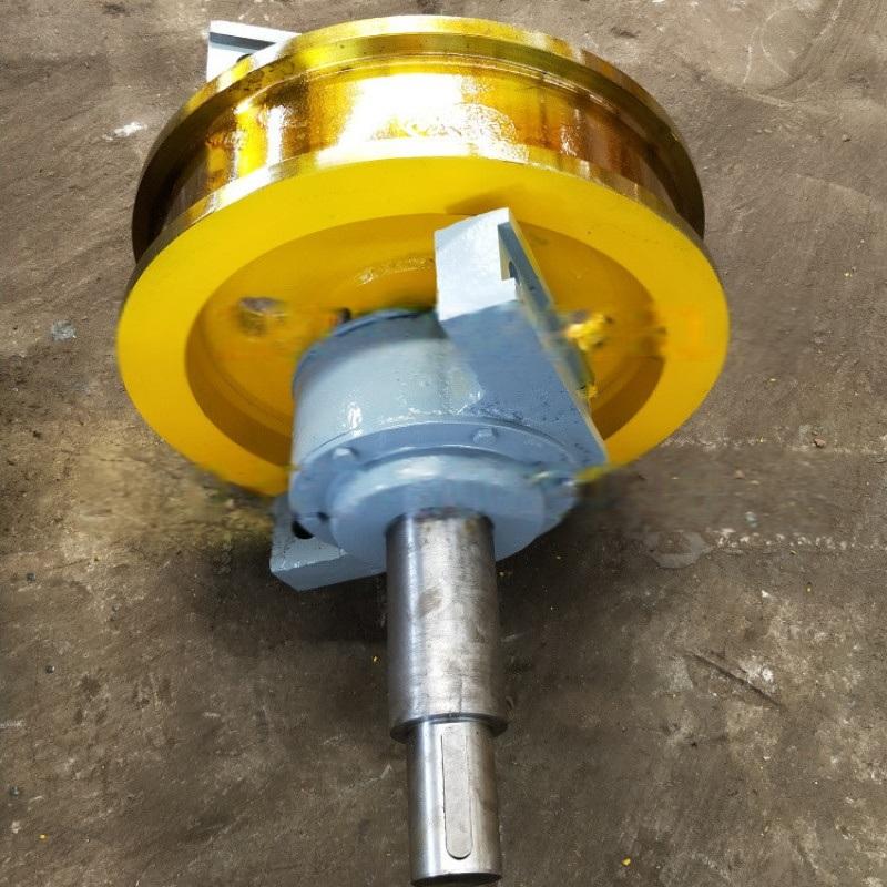 厂家直销起重配件车轮组 800双边主动车轮组高品质