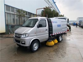 长安汽油扫路车水0.5/尘2