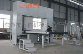 万信自动设备数控海绵异形切割机生产厂家