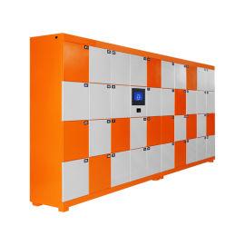 学校电子存包柜价格学生智能书包柜智能储物柜定制