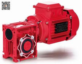 微型摆线蜗轮减速机WB120-RV090-1.5