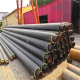 雲南 鑫龍日升 塑套鋼聚氨酯保溫管dn450/478成品保溫管