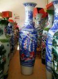 西安開業擺件樹脂陶瓷落地擺件