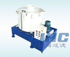 工业金属加工铝屑脱油机