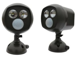 LED人体感应灯、射灯