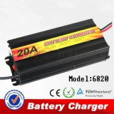 12V 20A蓄電池充電機 電瓶充電器 智慧三段式 帶激活修覆逆接保護