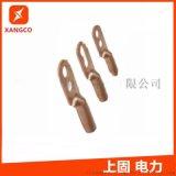 DT-10S 铜接线端子电缆铜鼻子 双孔