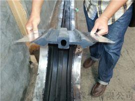 中孔型钢边橡胶止水带@杭州中孔型钢边橡胶止水带厂家