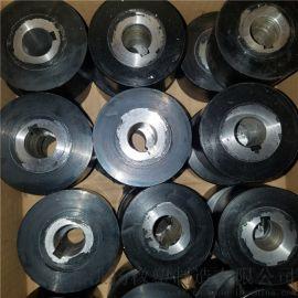 生产定制 橡胶包胶轮 橡胶包胶件定制 橡胶包胶厂家