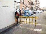 青岛自动道闸机|车牌识别系统安装|青岛广告道闸厂家