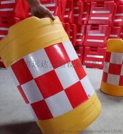 安全防护交通设施防撞桶全新料塑料防撞桶耐用不易烂