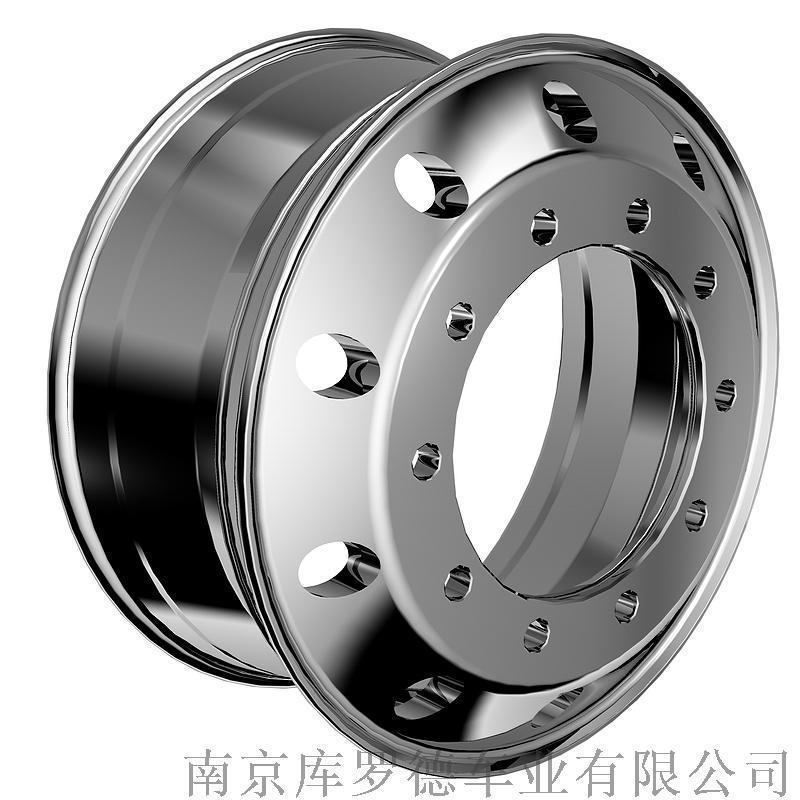 鍛造鋁合金卡車輕量化輪轂1139