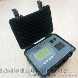 河南宁陵县环境监测站 LB-7022快速油烟监测仪