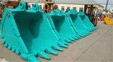 濟寧天諾機械生產神鋼380 1.9方挖掘機岩石鬥