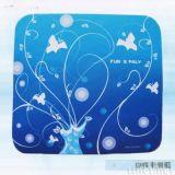 蝴蝶渐层蓝滑鼠垫(AW-017)
