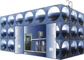 SCGP型不锈钢智能化箱式泵站