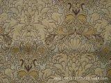 大提花雪尼爾沙發布 色織提花布 有光滌綸雪尼爾歐式古典裝飾面料