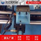 小型臺式金屬切割機全自動切管機圓棒圓管手工送料金屬型材切割機