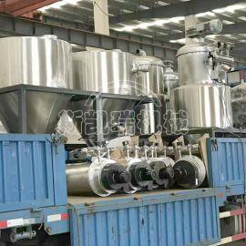 ABS塑料粒子负压输送自动加料机  真空上料机