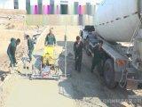 混凝土鐳射攤鋪整平機 操作更輕便