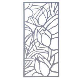 木纹铝窗花厂家直销中式复古铝窗花定制家装豪宅酒店
