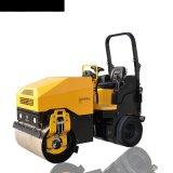 路得威RWYL81 輪胎壓路機寬基光面輪胎,可碾壓瀝青、混凝土等路面鋪層,也可碾壓粘性/沙性基礎材料