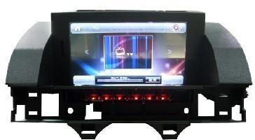8寸数字屏(老款)车载DVD导航仪(马自达六专用)