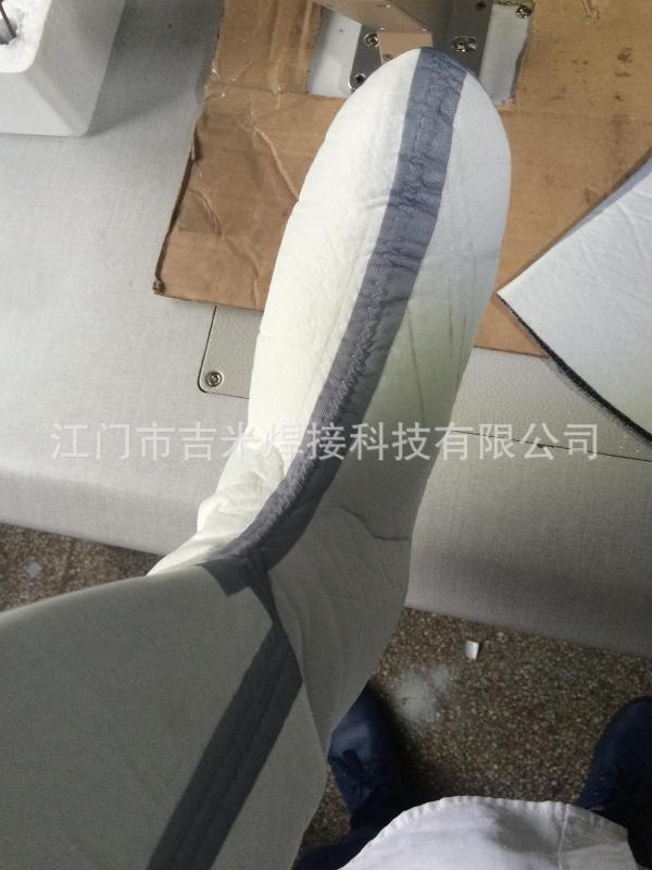 JM-2双步进电防水鞋机 热风封口密封机 防水鞋机,压合机 贴条机