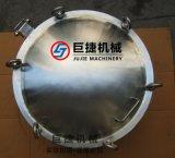 卫生级人孔-耐压人孔盖、6公斤压力铣槽式人孔厂家