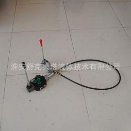 SKBT40-OW-1.5米软轴控制手动多路换向阀