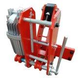 來圖加工電動手動防風鐵楔制動器 電動液壓夾軌器