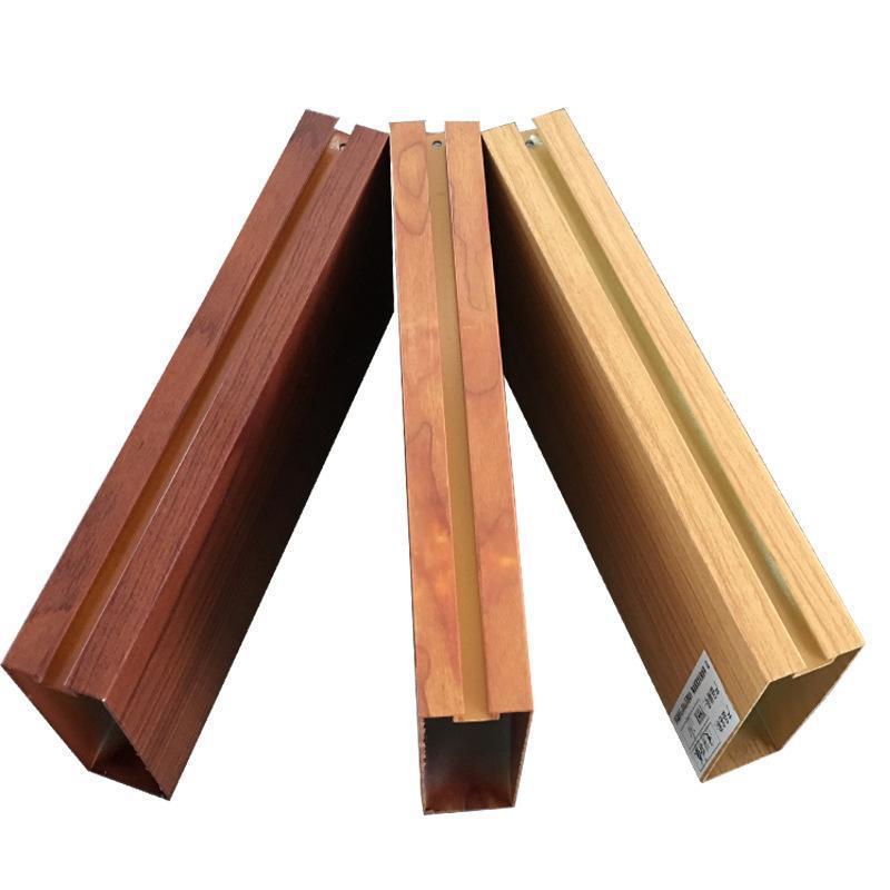 規格定製鋁方通鋁合金方管型材異形鋁方通型材加工定做