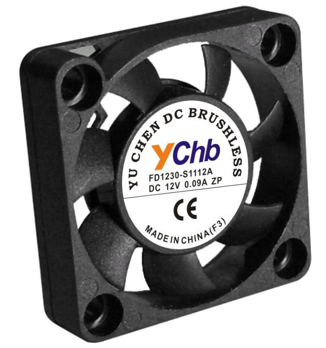 YCHB直流風扇30*30*7mm
