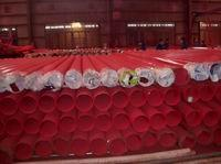DN100环氧树脂消防钢管