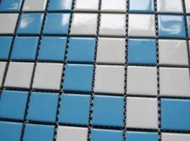 供应海南省陶瓷玻璃马赛克供货商 建筑陶瓷马赛克 游泳池工程装饰