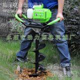 打桩挖坑机