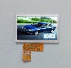 4.3寸TFT液晶屏 模组 群创 CPT 车载 数码 安防通用 A规