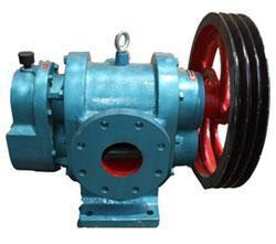 巨兴牌铸铁LCX高粘度罗茨泵