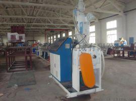 科润塑机PPR管材生产线设备