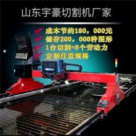 宇豪水刀超高压水切割机小型便携式高压水刀水射流