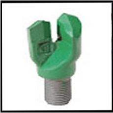 锚杆钻头 金刚石复合片钻头PDC整片 加强型钻头 两翼