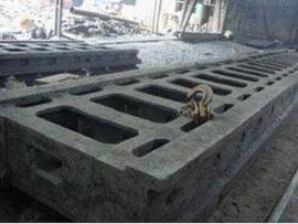 长春工作台铸件的铸造方法,铸铁平板