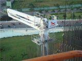 信瑞重工直销HG28A-3R米楼面内爬混凝布料机