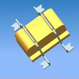 JKUN LED球泡灯连接器 L005 通板反贴 贴片接线端子     健坤