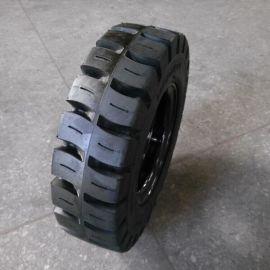 升降机械实心轮胎400x100