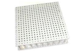 冲孔铝蜂窝板  铝蜂窝幕墙板  广州铝蜂窝板厂家