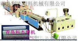 供应青岛新管材PVC蛇皮管纤维增强软管设备