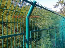 珠海框架防护网_边框隔离网_市政隔离栅