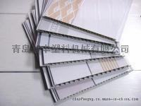 PVC装饰吊顶   塑料扣板生产设备