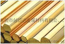 厂家批发 C34700铅黄铜 CZ125铜合金耐腐蚀性良好